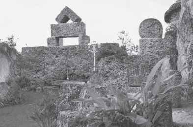 The Anti Gravity Coral Castle
