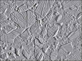 Surface Europa