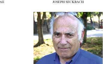 divine action and natural selection gordon richard seckbach joseph
