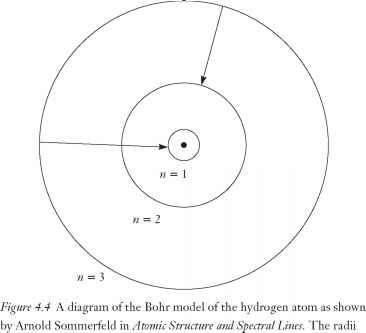 Niels Bohr Hydrogen Atom Fossil Hunters