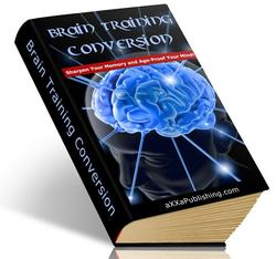 Brain Training Conversion