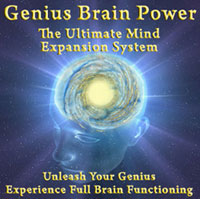 Genius Brain Power MP3 Audio Package with Bonuses