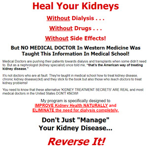 How To Prevent Kidney Problems Naturally
